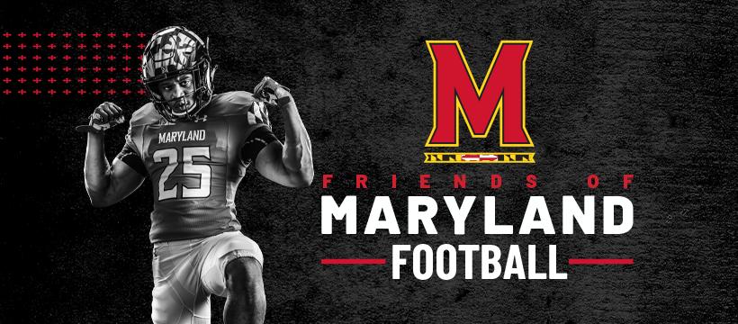 Friends of Maryland Football Header